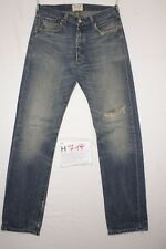 Levi's 501 (Cod.H719) IT 48 W34 L36 jeans usato Limited edition 1947's