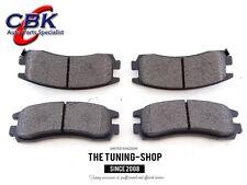 Rear Brake Pads D698 CBK For BUICK ALLURE CENTURY LACROSSE REGAL RENDEZVOUS