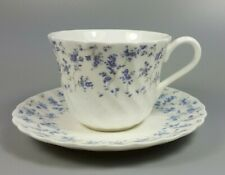 WEDGWOOD WINDRUSH TEA CUP AND SAUCER (PERFECT)