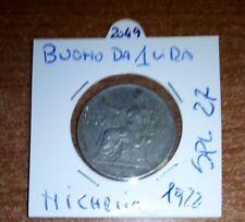 BUONO DA 1 LIRA DEL 1922  N.2049
