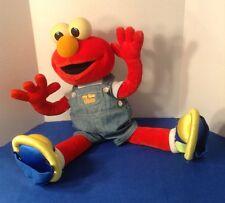 My Size Elmo Fisher Price Mattel Talking And Dancing Plush