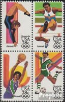 U.S. 1636-1639 block of four (complete issue) unmounted mint / never hinged 1983