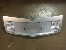 2003 2004 2005 2006 2007 CADILLAC CTS TRUNK LICENSE PLATE HOLDER TRIM BEZEL