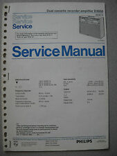 Philips D6650 Service Manual