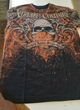 NWT - New with Tags - XTREME COUTURE by AFFLICTION Men T-Shirt ORTHODOX - Small