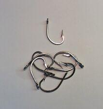 94150BZ #1 O/'Shaughnessy Live Bait Hooks Mustad Lot of 100 Hooks 10-10 Pks