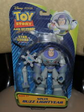Hasbro Toy Story and Beyond: Star Squad - Ninja Buzz Lightyear~Brand New~2006