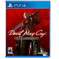 Devil May Cry HD Collection  ( PlayStation 4/ ps4)/Brand new.