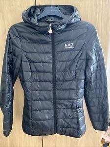emporio armani womens jacket