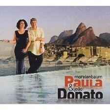 PAULA/DONATO,JOAO MORELENBAUM - AGUA  CD NEW+