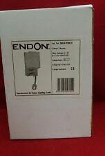 Endon 20010-Wbch Cromo Luz de Pared con Luz LED de lectura