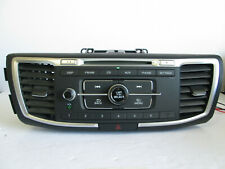 13 14 15 Honda Accord AM FM CD Player Radio Receiver Stereo Aux Input OEM