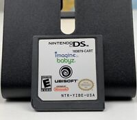SHIPS SAME DAY Imagine Babyz Nintendo DS Game Cartridge Only Tested/Works