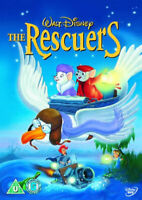The Rescuers DVD Nuovo DVD (BED888349)