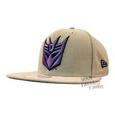 bc985bce2c8 Transformers Decepticon Symbol Practice Snap New Era Baseball Hat