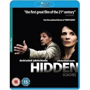 Hidden [Blu-ray] [2005] [DVD][Region 2]