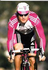 CYCLISME carte cycliste MATHIAS KEBLER équipe TEAM DEUTSCHE TELEKOM
