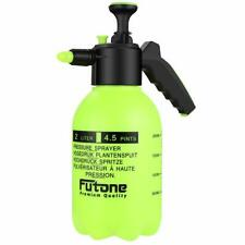 Futone 0.5 Gallon Hand Held Garden Sprayer Water Pump Pressure Sprayers (2.0 L)