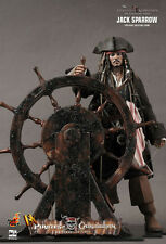 HOT TOYS 1/6 PIRATES OF THE CARIBBEAN DX06 JACK SPARROW MASTERPIECE FIGURE