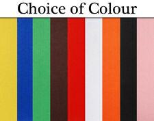 A3 hoja de fieltro endurecido para Manualidades-Elección del Color