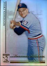 2010 Tribute #24 Harmon Killebrew Minnesota Twins  BX T1J