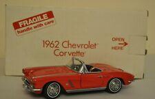 Danbury Mint Collectible 1962 Chevrolet Corvette