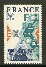 TIMBRE 1909 NEUF XX LUXE - FOIRES EXPOSITIONS