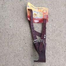 Draft Horse Crib Be Gone leather comfort cribbing collar Tough 1