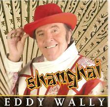 EDDY WALLY - shanghai CD SINGLE 2TR CARD 1998 RARE!!