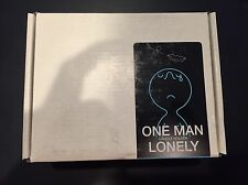 Mr. P One Man Lonely White Ceremony candle holder By Propaganda Thailand Design