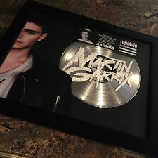 Martin Garrix Animals Platinum Record Album Disc Music Award MTV Grammy RIAA EDM