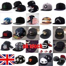 UK Baseball Hip-Hop Adjustable Cap Men&Women Snapback Bboy Baseball Hat