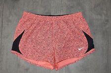 Nike 5K Women's Pink Printed Running Training Shorts Size S