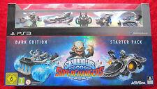 Skylanders Superchargers Dark Edition - Starter Pack