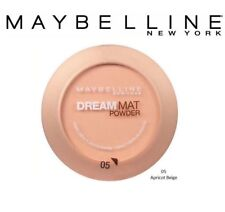 MAYBELLINE Dream Mat Poudre Poudre Compact 05 Abricot Beige Maquillage