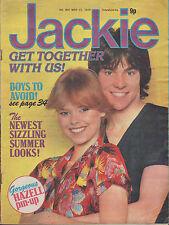 Jackie Magazine 12 May 1979 No. 801     Nicholas Ball      Leif Garrett