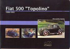 Fiat 500 Topolino 1936-1955 - great history book