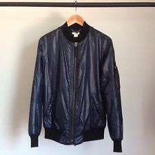 HELMUT LANG MA-1 CLASSIC ASTOR JACKET NAVY BOMBER A2 M65 SZ S