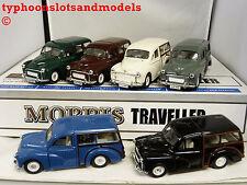 Saico Diecast Morris Minor Traveller - 1:26 Scale - Assorted Colours - Unboxed