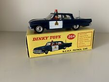 DINKY 264 RCMP NEAR MINT BOXED
