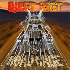 QUIET RIOT CD - ROAD RAGE (2017) - NEW UNOPENED - ROCK METAL - FRONTIERS