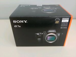 Brand New Sealed Sony A7iii Body with Warranty