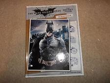 The Dark Knight Rises the Secret Files Scrapbook hardcover
