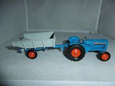 Matchbox Kingsize K11 Fordson Tractor and Whitlock Tipping Trailer  (d)