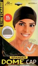MURRY SPANDEX DOME WIG CAP X-LARGE Short Look with High & Tight Band M2251 BLACK