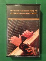The South American Harp Of Alfredo Rolando Ortiz Cassette Tape