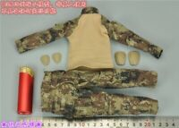 1/6 Scale Soldier Story SS107 Iraq Special Operations Forces Officer Uniform Set