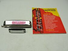 (2) Vintage Harmonica Blues Band & Bandmaster Also How To Play Harmonica Guide.