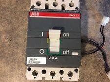 ABB SACE S3 400V 200A Breaker