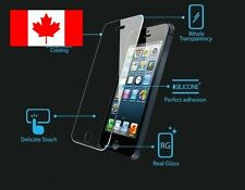 iPhone 5 & 5S & 5C Front and Back 9H Tempered Glass Screen Potector